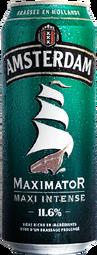 Bière Amsterdam Maximator, la référente de la gamme