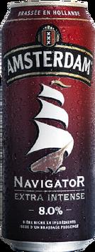 Bière Amsterdam Navigator en cannette de 50cl - 8° d'alcool