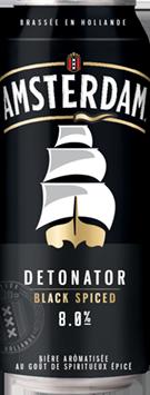 Amsterdam Detonator - Bière hollandaise