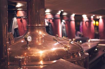 cuve de brassage - Bière Amsterdam